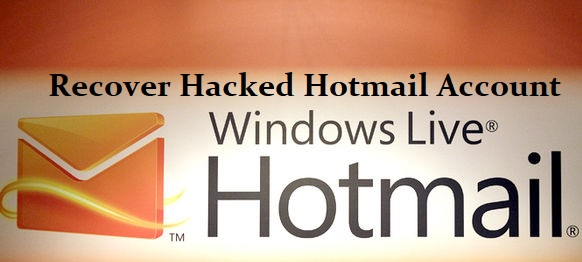 recover hacked Hotmail account