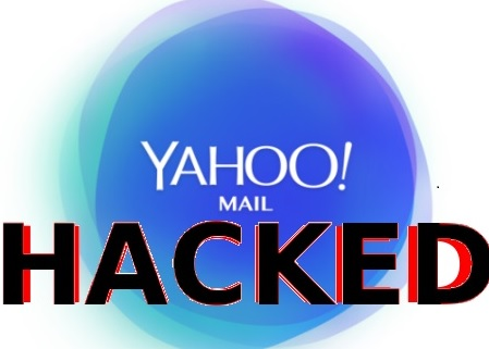 hacked Yahoo mail