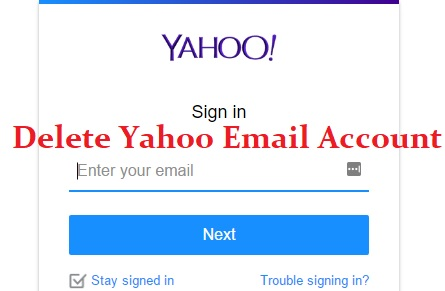 5 Steps To Delete Yahoo Account | How To Remove Yahoo Email account