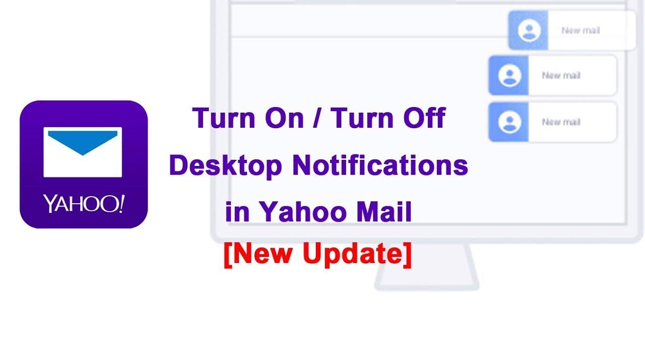 Turn Off Yahoo News Notification