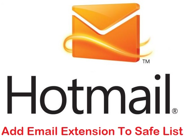 hotmail email extension
