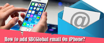 SBCGlobal email configure iphone